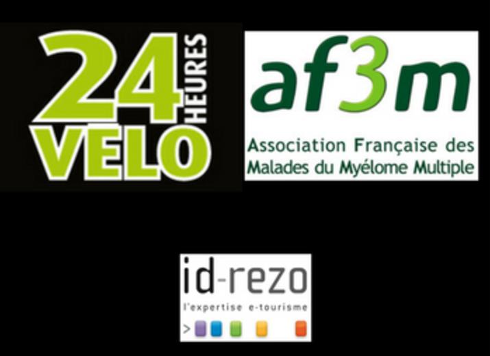 Défi : id-rezo 24H à vélo pour l'AF3M
