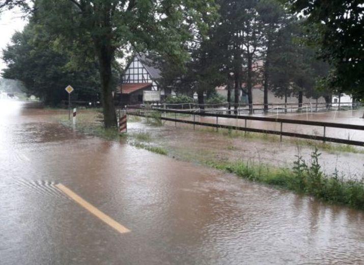 Hochwasser 2017