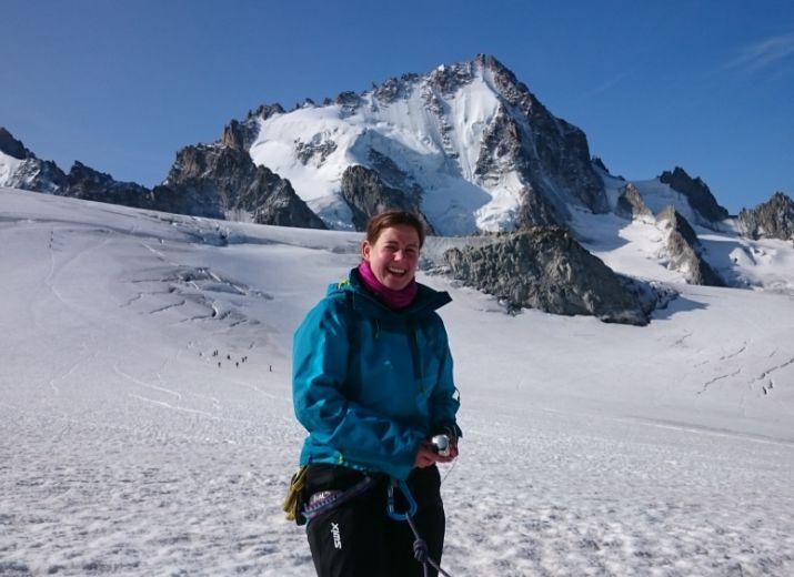 Gravir le Mont-Blanc dans le noir