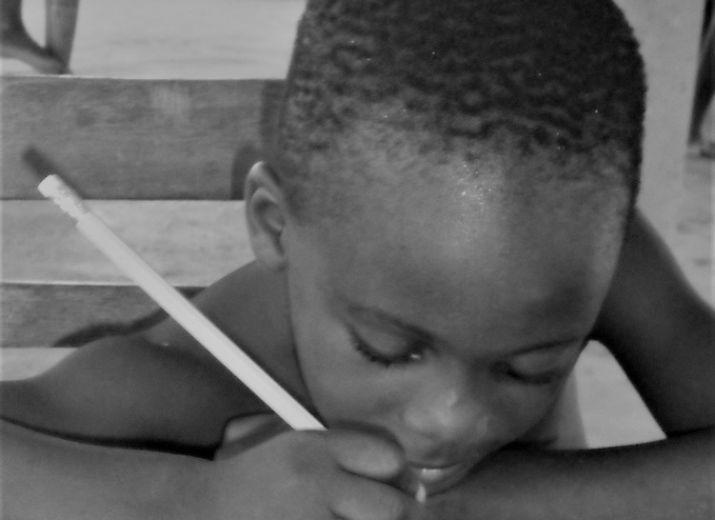 Rentrée des classes de nos Loulous au Bénin
