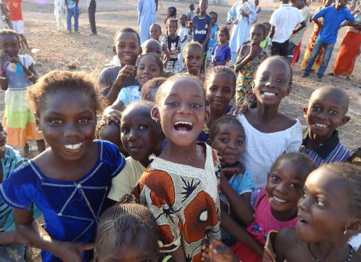 Rénovation de l'école de Keur Assan au Sénégal