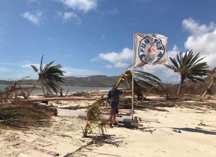 Solidarité pour WINDY REEF - SXM SURF CLUB