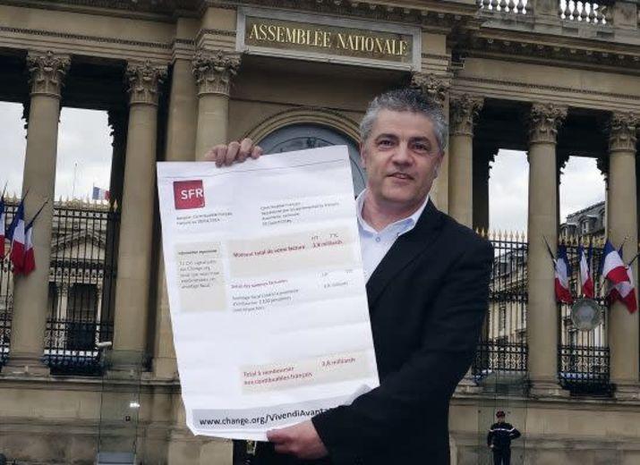 Aidez le Lanceur d'Alertes à aller Défendre les Contribuables français à Bruxelles ! - Leetchi.com