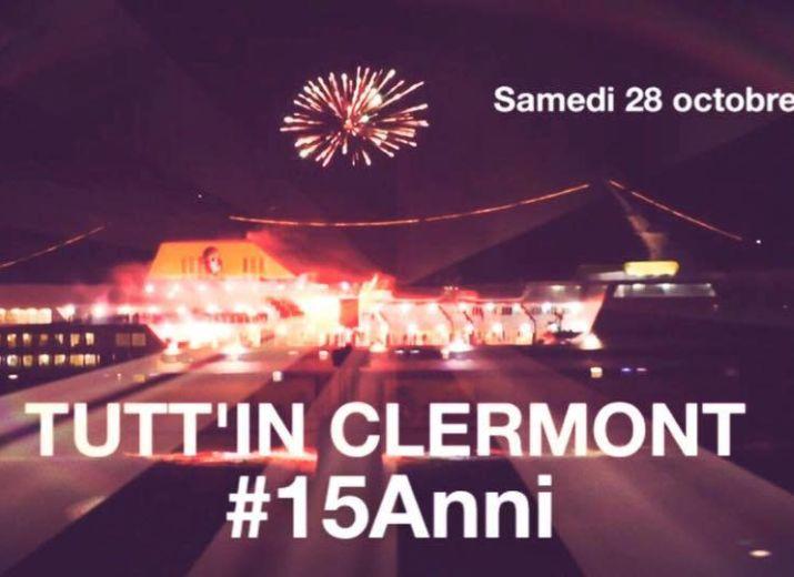 Déplacement à Clermont