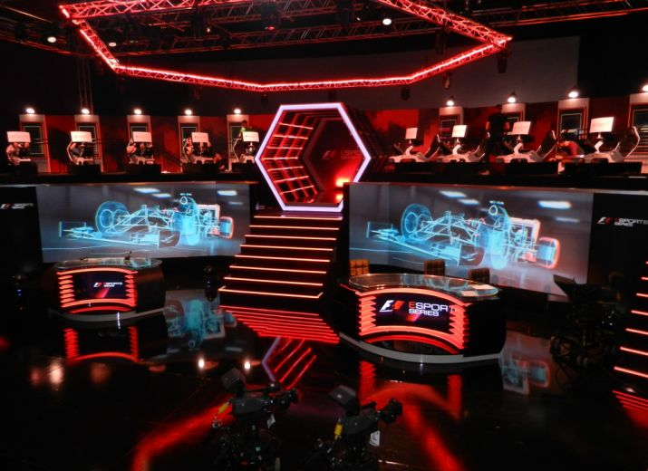 F1 eSport : Finale Abu Dhabi