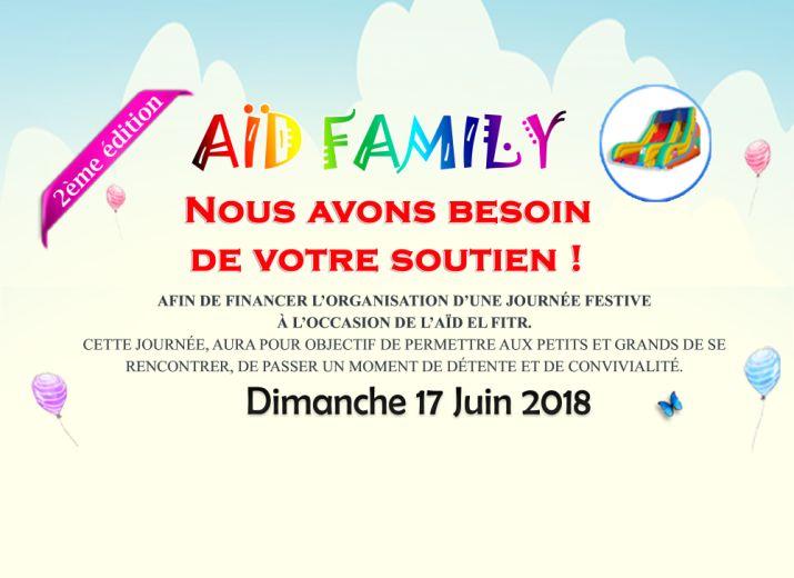 Aïd Family 2018