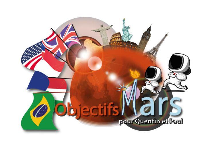 OBJECTIFS MARS / DÉFI GREG