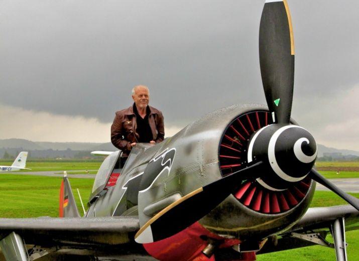 Flugzeugprojekt: Peter und der Traum vom Fliegen