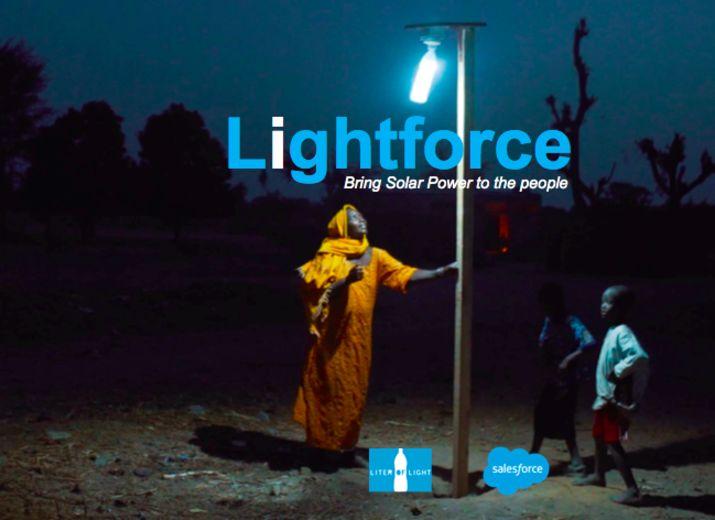 LIGHTFORCE - Road to Kenya 2018