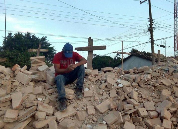 Pour reconstruire : Soutien aux indigènes de l'Isthme de Tehuantepec sinistrés