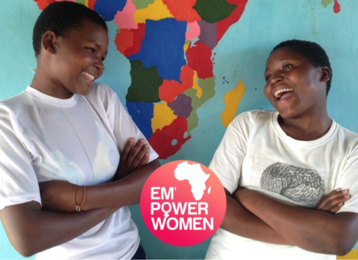 Cagnotte EM'POWER Women - Project Crowdfunding for EM'POWER Women