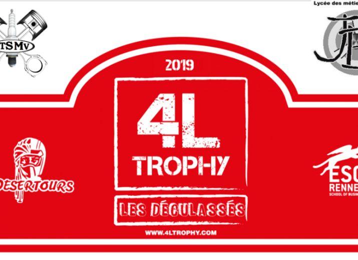 cagnotte 4l trophy jbc 2019. Black Bedroom Furniture Sets. Home Design Ideas