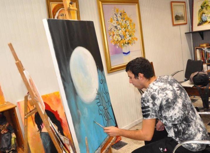 Peindre mon futur en couleurs !