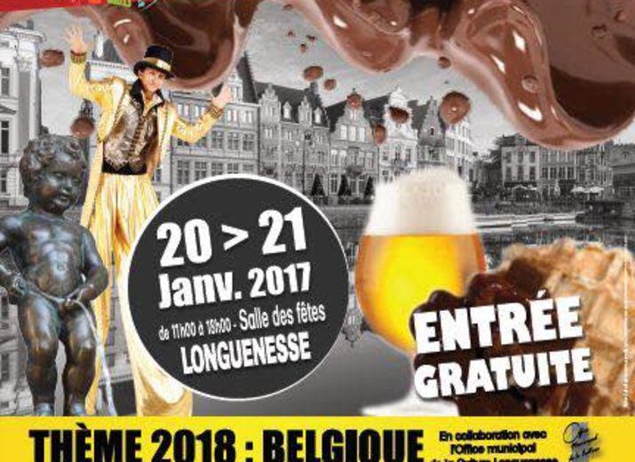 Salon des civilisations sur la Belgique