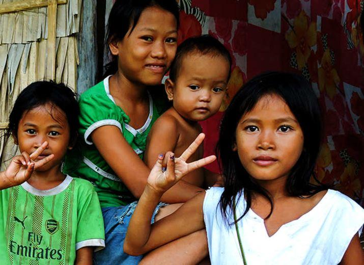 Construire une école au Cambodge