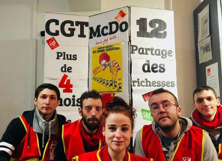 Caisse de solidarité pour les grévistes