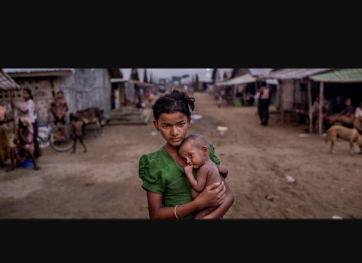 Collecte pour le peuple Rohingyas