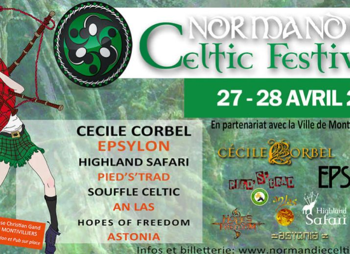 Normandie Celtic Festival 2018