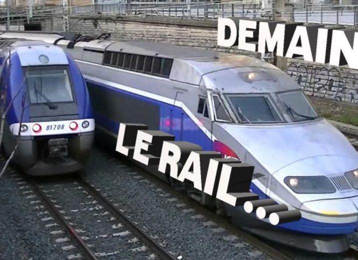 Production d'un documentaire sur l'avenir du Rail