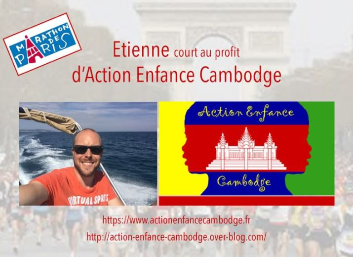 Courir pour les Enfants du Cambodge