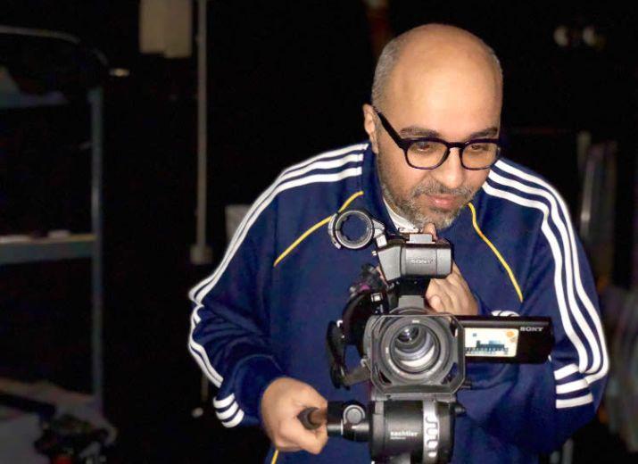 Projets cinématographiques de Mustapha Belhocine