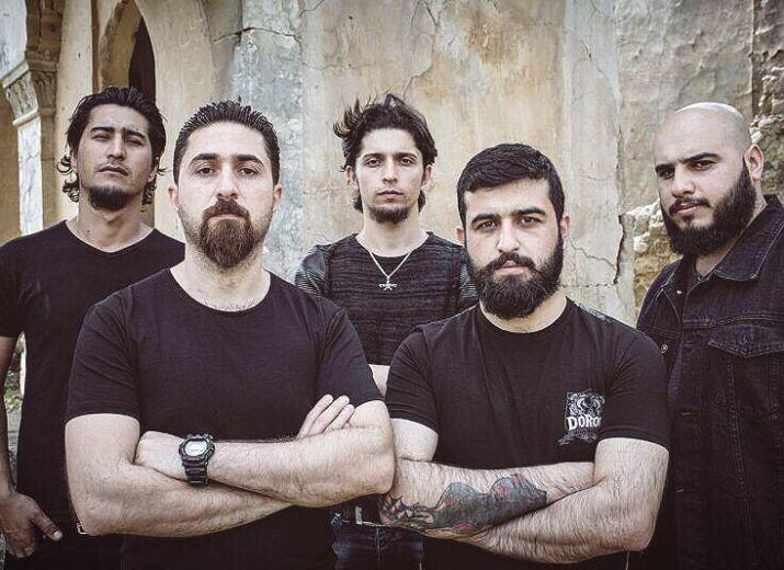 Dark Phantom Syria Tour