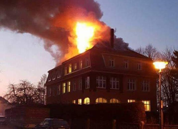 Hilfe für Familie nach verheerendem Wohnhausbrand