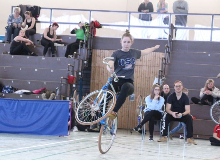 Indoor cycling World Championship participation