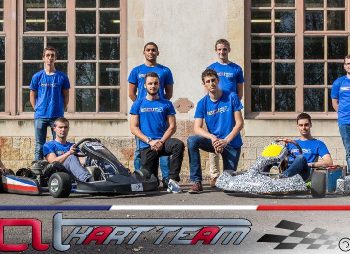 Cagnotte Projet Isat Kart Team