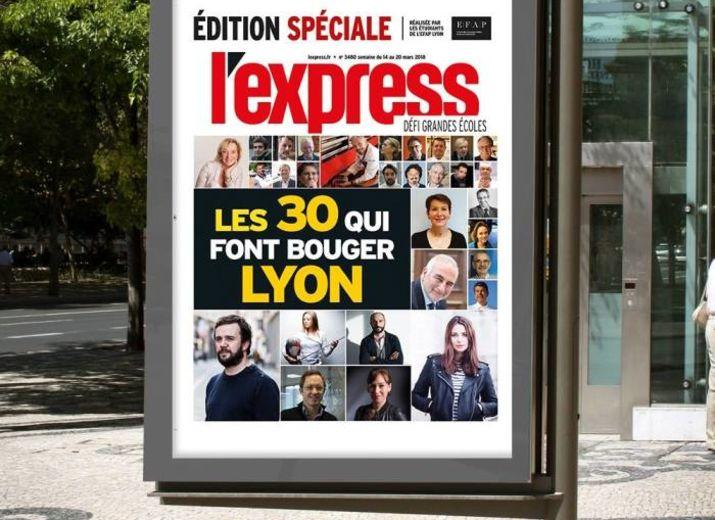 J'achète le supplément de l'Express