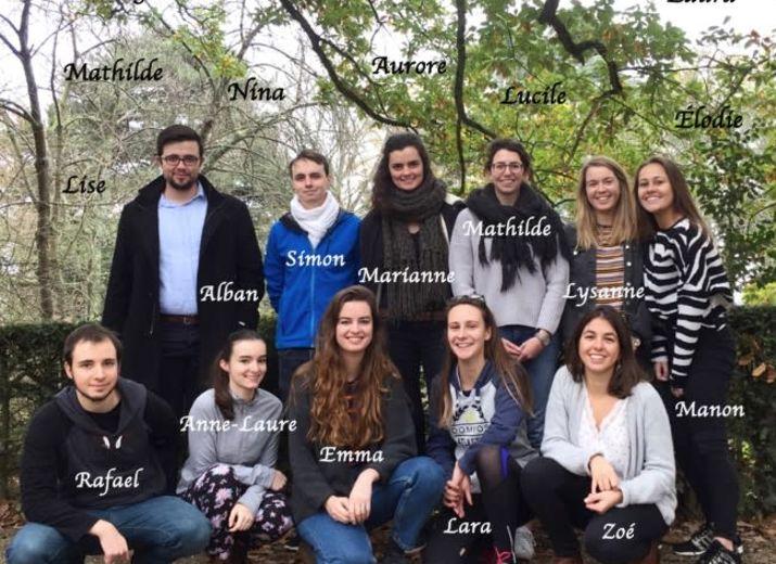 Etudiants Ambition Mont Blanc