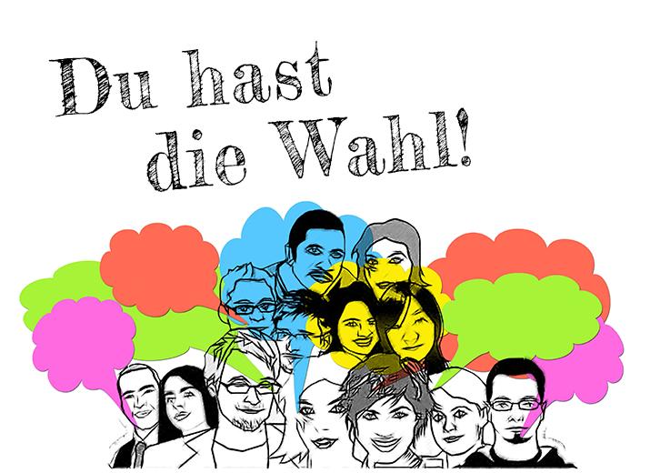Podiumsdiskussion der politischen Jugendverbände zur Kommunalwahl in Schleswig-Holstein
