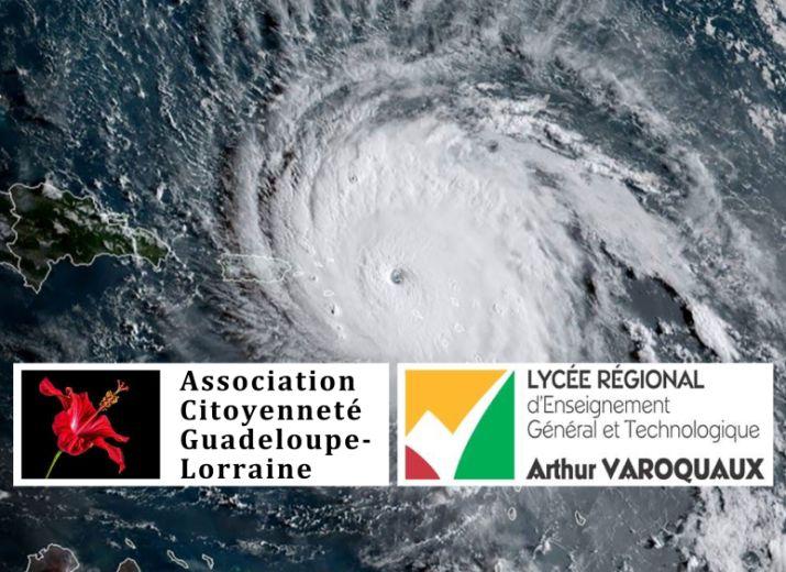 Solidarité avec l'île de Saint-Martin (Antilles) - Lycée Varoquaux