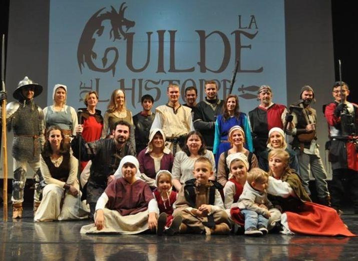 1380, l'âge de la Révolte: le spectacle de la Guilde de l'Histoire