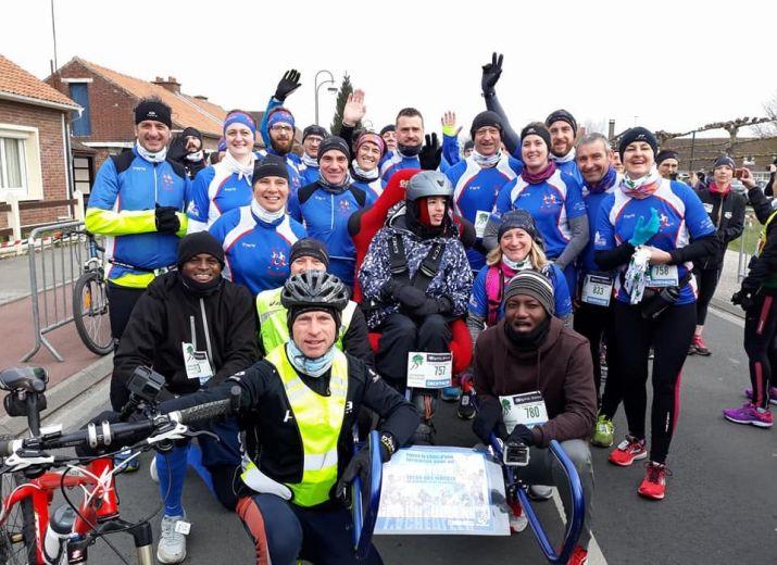 En route vers les championnats du monde avec La Solida'Run de l'ACP Breteuil