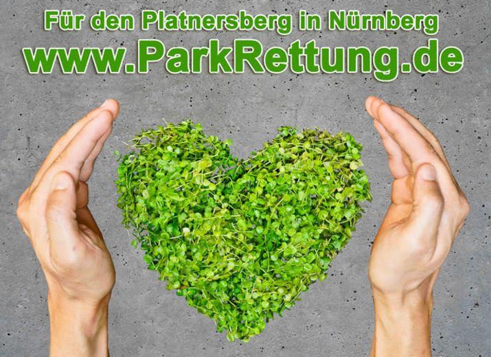 Wir retten den Park