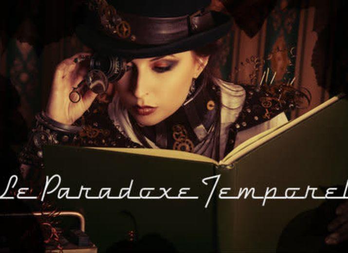 """Café-librairie """"Le Paradoxe Temporel"""""""