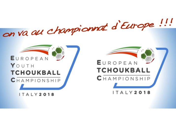 PARTICIPONS AU CHAMPIONNAT D'EUROPE DE TCHOUKBALL A MILAN !!!