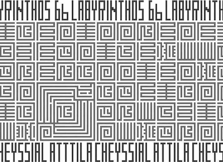 participer au financement de l'impression du livre Labyrinthos, écrit par Attila Cheyssial.