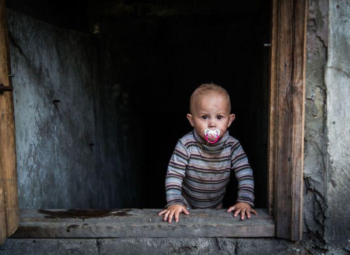 N'abandonnons pas les enfants du Donbass !