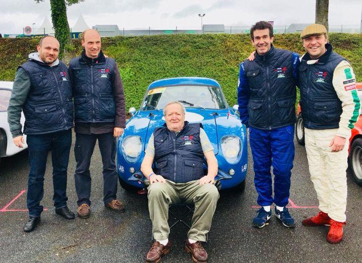 Le Mans Classic 2018 Equipe Los Amigos