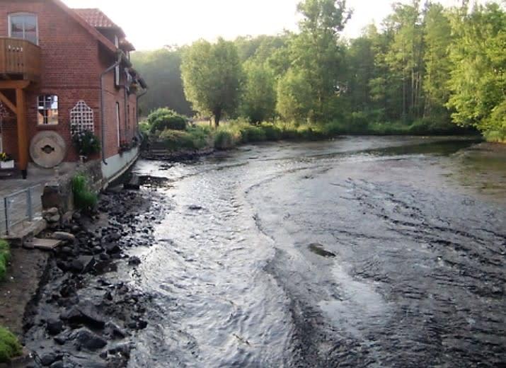 Ökologische Durchlässigkeit der Neetze in Thomasburg