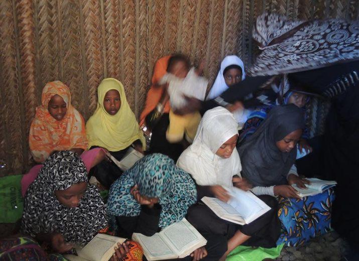 Rénovation des écoles traditionnelles aux Comores