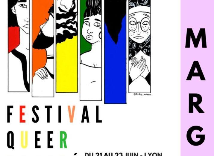 En Marge Des Fiertés : Festival Queer Racisé