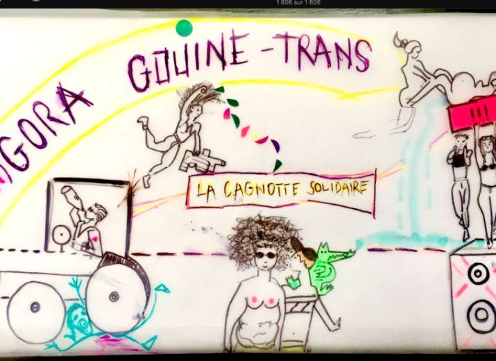 A(n)gora Gouine-Trans