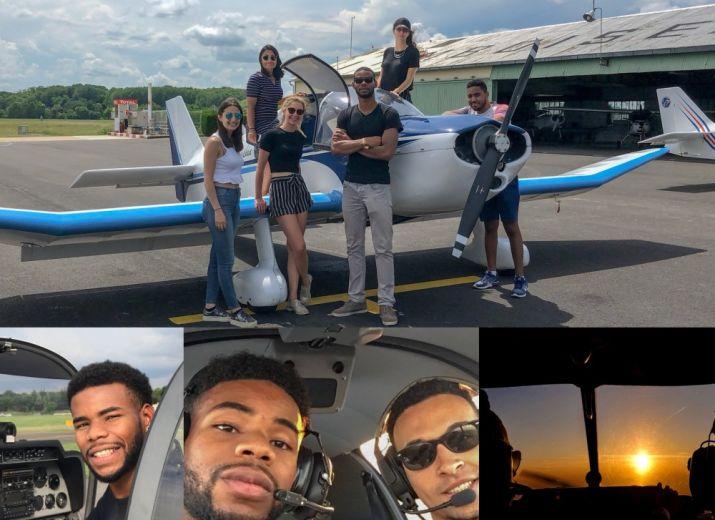 Un petit brin de Guadeloupe au HOP!Tour des jeunes pilotes 2018