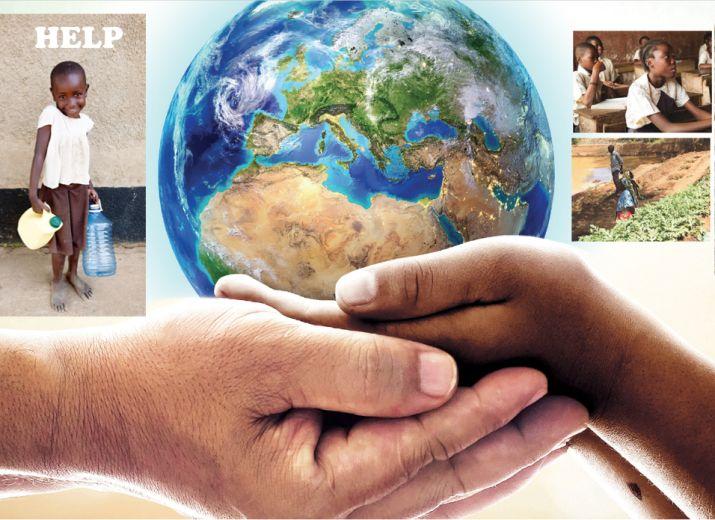"""LOVE IN ACTION"" Wasserprojekt Afrika"