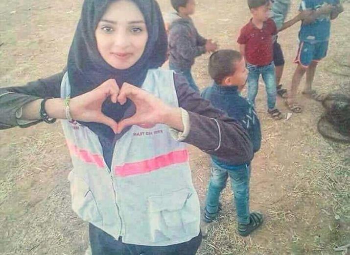 Un film palestinien et une tournée en France pour Razan El Najjar