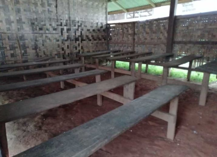Bildungshilfe für Kinder in Laos