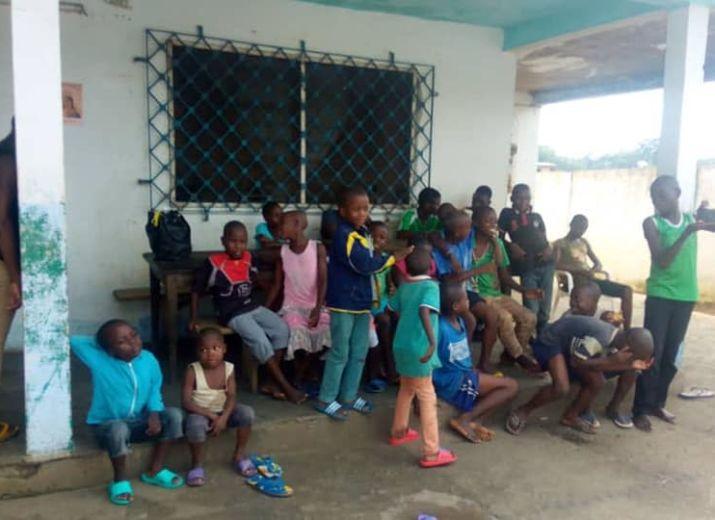 Equipement d'un orphelinat - Association TAM-TAM